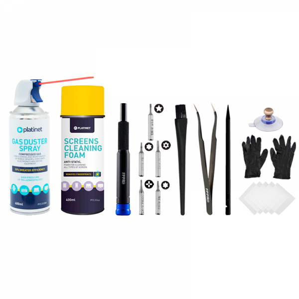 MacBook Cleaning and Maintenance Kit