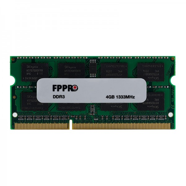 FPPRO 4GB 1333 MHz DDR3 Apple Compatible Ram