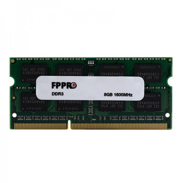 FPPRO 8GB 1600 MHz DDR3 Apple Compatible Ram