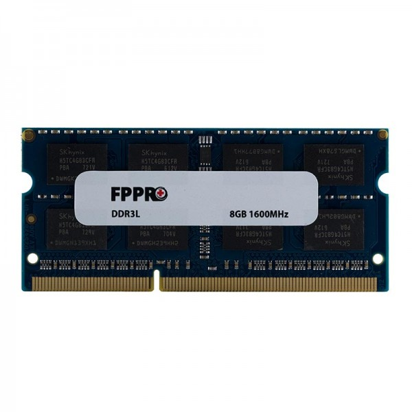 FPPRO 8GB 1600 MHz DDR3L Apple Compatible Ram