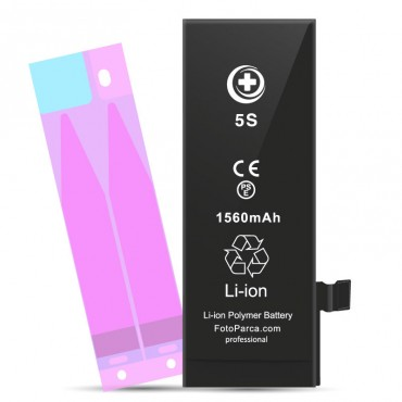 iPhone 5s Battery | FP Pro - With Adhesive Kit